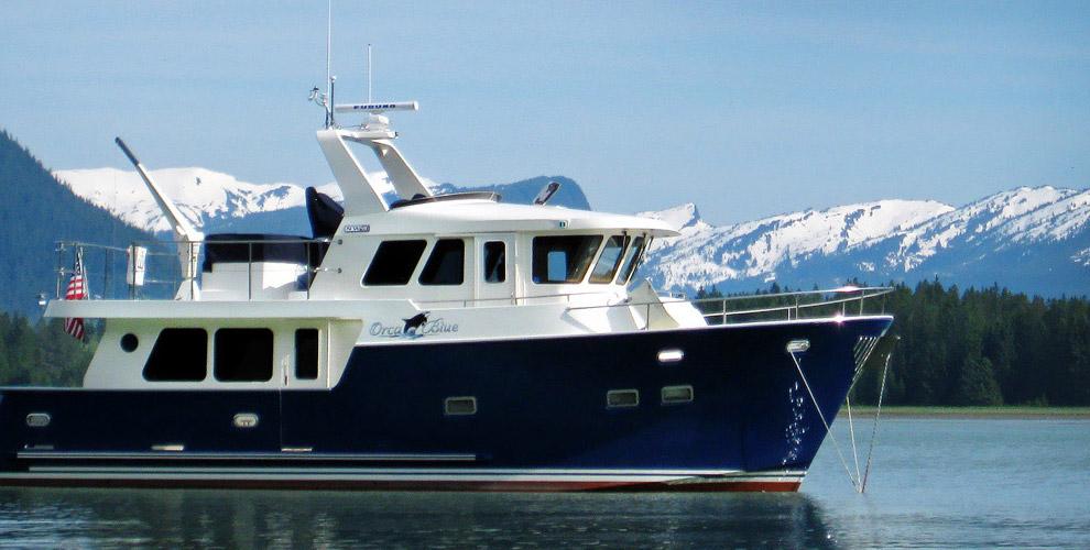 Northwest Yachts - Trawlers & eXpedition Yachts